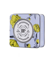 La Chatelaine Tinned Travel Soap in Lavender