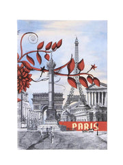Christian LaCroix Heritage Collection Softcover Paris Notebook