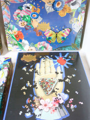 Christian LaCroix Heritage Collection House of Games Jigsaw Puzzle
