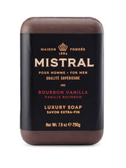 Mistral Men's Bourbon Vanilla Bar Soap