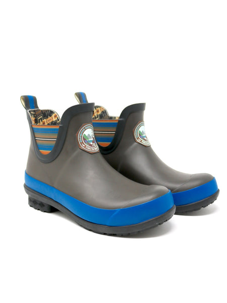 Pendleton Olympic National Park Rain Boot in Grey Rubber.