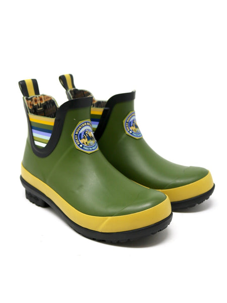 Pendleton Rocky Mountain National Park Heritage Rain Boot in Green Rubber