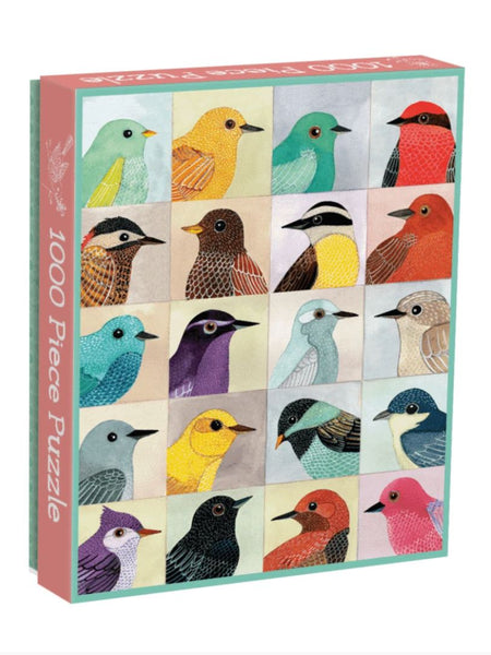 Avian Friends Jigsaw Puzzle