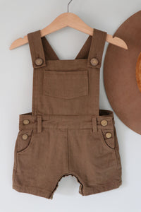 Frankie ~ Baby Overalls