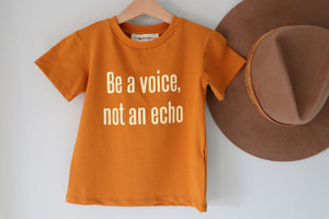 Be A Voice ~ Boys T-Shirt