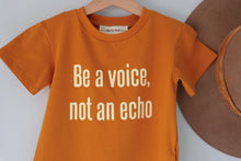 Load image into Gallery viewer, Be A Voice ~ Boys T-Shirt