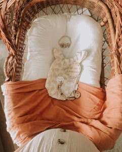Honey Organic Bamboo Swaddle