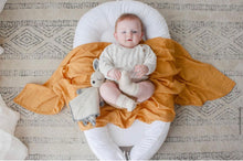 Load image into Gallery viewer, Halcyon Organic Bamboo Swaddle
