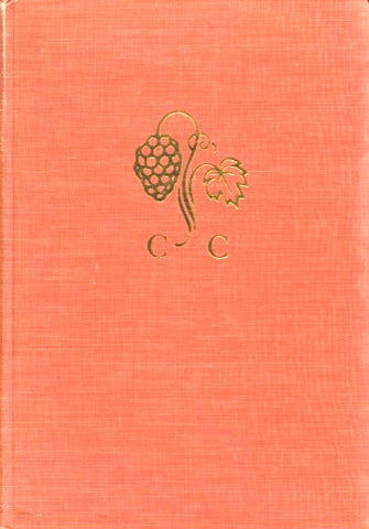 A Notebook for the Wines of France.  By Creighton Churchill.  [1961].