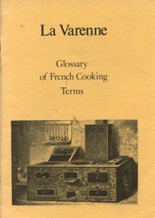 Glossary of French Cooking Terms