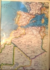 Travel Journal through Morocco, Algeria & the Grand Erg of the Sahara. [1929].