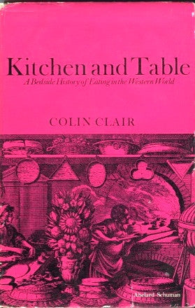 Kitchen & Table.  By Colin Clair.  [1965].