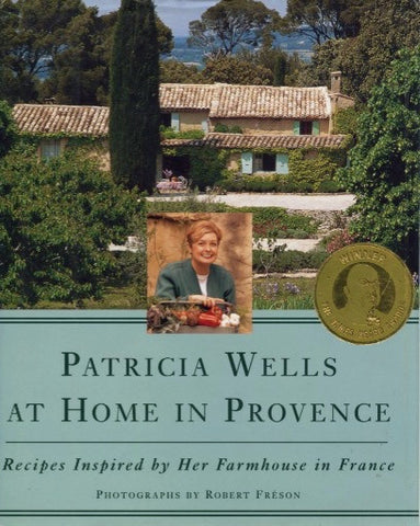 Patricia Wells at Home in Provence.  [1996].