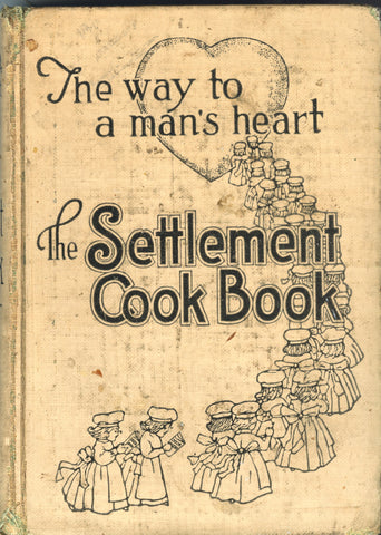 The Settlement Cook Book.  Compiled by Mrs. Simon Kander.  [1934].