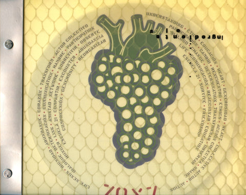 (Exhibition Catalogue)  Active Ingredients.  Organized by Copia:  The American Center for Wine, Food & the Arts.  [2001].