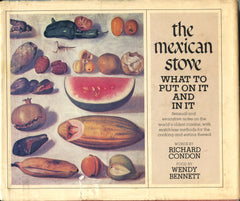 The Mexican Stove, what to put on it and in it.  1973