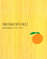 Momofuku signed by David Chang & Peter Meehan