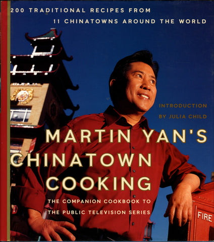 (Martin Yan)  {Inscribed!}  Martin Yan's Chinatown Cooking.  [2002].