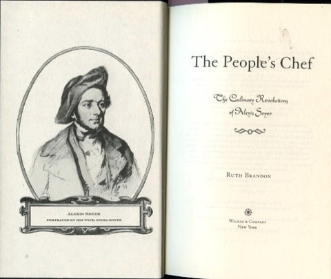 The People's Chef.  By Ruth Brandon.  [2004].