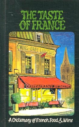The Taste of France.  By Fay Sharman.  [1982].