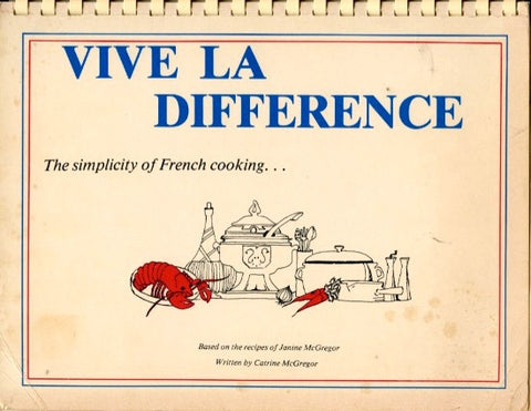 Vive La Difference.  By Catrine MacGregor.  [1977].