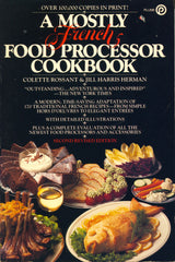 French Food Processor Cookbook. 1983