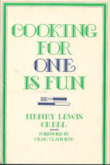Cooking for One is Fun. 1976