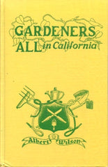 Gardeners All in California 1953