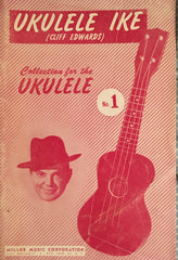 (Ukulele) Collections for the Ukulele, No. 1. By Ukulele Ike. [1958].