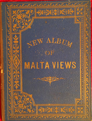 (Travel) New Album of Malta Views. Photos by Horatio Agius. [ca. 1920's].