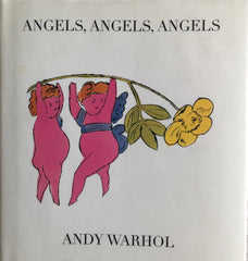 Angels, Angels, Angels. By Andy Warhol. [1994].