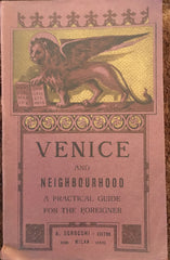 Venice and Neighborhood. [1925].