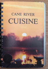 Cane River Cuisine. Service League of Natchitoches, Inc. [1983].