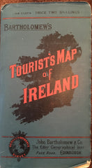 (Travel) Tourist's Map of Ireland. [ca. 1909].