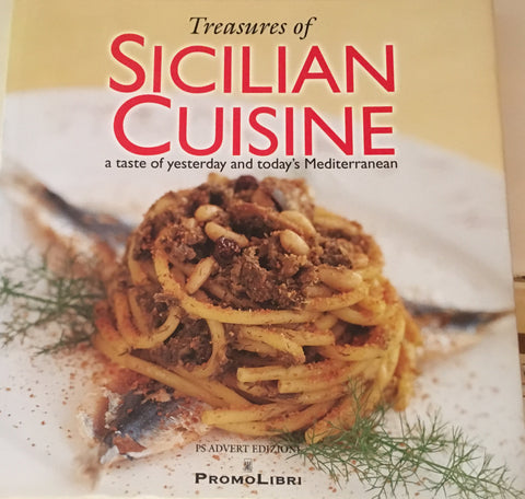 Treasures of Sicilian Cuisine. [2004].