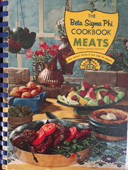 Beta Sigma Phi Cookbook, Meats. [1967].