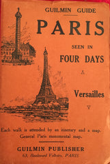 (Travel) Paris Seen in Four Days: Versailles. [ca. 1930's].
