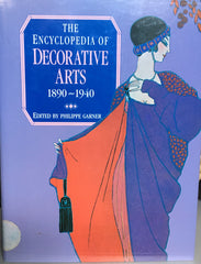 Encyclopedia of Decorative Arts, 1890-1940.  Ed. by Phillippe Garner.  1978.
