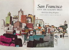 San Francisco, City on Golden Hills. [1967].