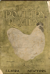 Poultry Review, January 1912.