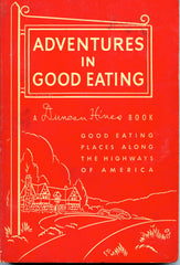 Adventures in Good Eating.  [1946]