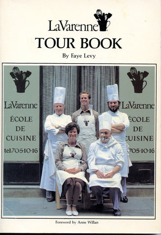 Inscribed!  La Varenne Tour Book.  [1980]
