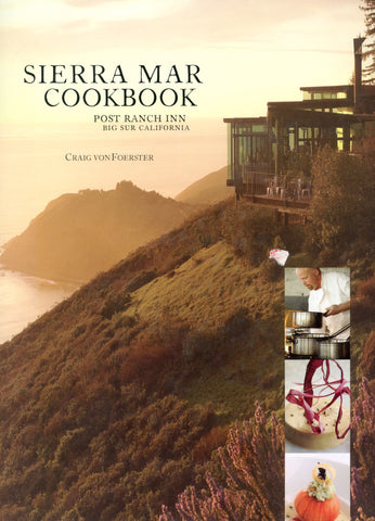 Signed!  Sierra Mar Cookbook.  [2006]