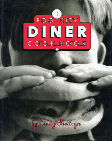 Inscribed!  Fog City Diner Cookbook.  [1993]