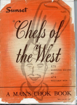Sunset's Classic.  Chefs of The West.  [1955]