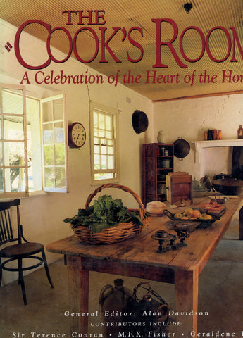(M.F.K. Fisher, Contributor)  The Cook's Room, A Celebration of the Heart of the Home.  [1991].