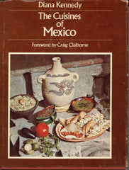 The Cuisines of Mexico.  [1972]