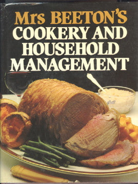Mrs. Beeton's Cookery and Household Management.  [1980].  4to.