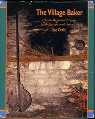 The Village Baker. By Joe Ortiz 1993