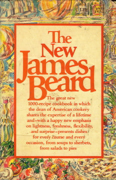 (James Beard)  The New James Beard.  [1981].